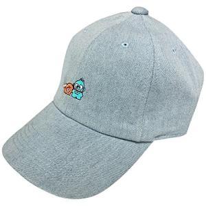 サンリオ 刺繍CAP ハンギョドン デニム SRAP1040 ks-hobby