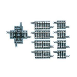 TOMIX Nゲージ クロッシングレール X37-90 F 補助レール付 1324 鉄道模型用品|ks-hobby