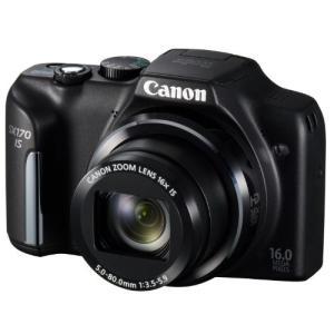 Canon デジタルカメラ PowerShot SX170 ...