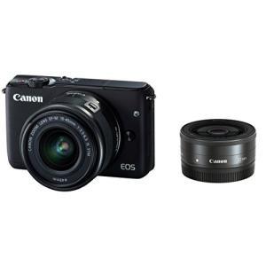 Canon ミラーレス一眼カメラ EOS M10 ダブルレン...