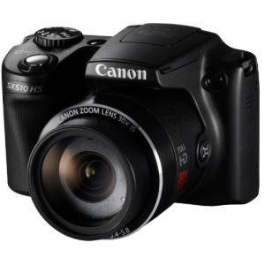 Canon デジタルカメラ PowerShot SX510 ...