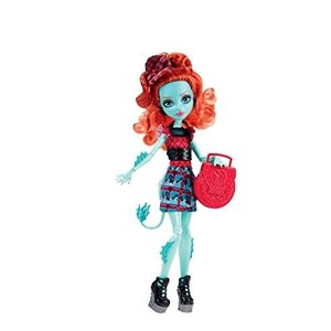 モンスターハイMonster High Monster Exchange Program Lorna McNessie Doll [並行輸入品]