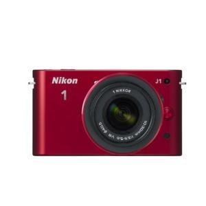 Nikon ミラーレス一眼カメラ Nikon 1 (ニコンワン) J1 (ジェイワン) 標準ズームレ...