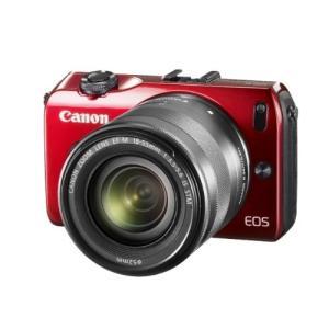 Canon ミラーレス一眼カメラ EOS M レンズキット ...