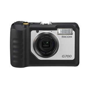 RICOH デジタルカメラ G700 広角28mm 防水5m...