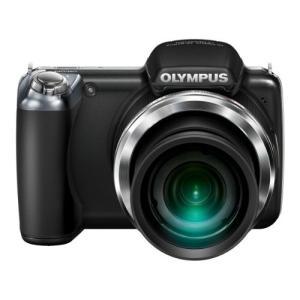 OLYMPUS デジタルカメラ SP-810UZ ブラック ...