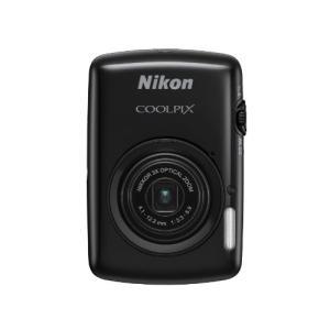 Nikon デジタルカメラ COOLPIX S01 超小型ボ...