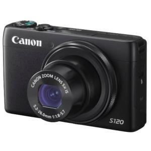 Canon デジタルカメラ PowerShot S120(ブ...
