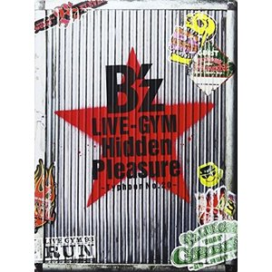 B'z LIVE-GYM Hidden Pleasure ~Typhoon No.20~ [DVD]|ks-hobby