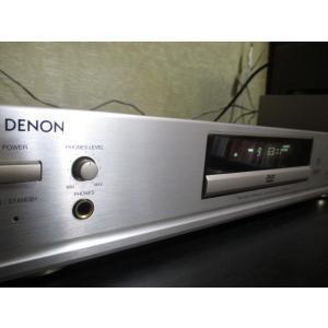 DENON DVD-2000 〓 オーソドックスなデノンのD...