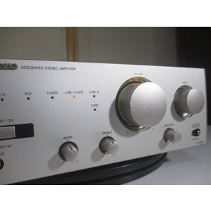 ONKYO A-905-2 〓 オンキョー 人気アンプ, 美品,保証 〓 INTEC205 [015...