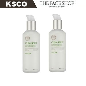 THE FACE SHOP ザフェイスショップ チア シード ウォータリー・スキンケア選択3種類 韓国コスメ kscojp