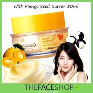 THE FACE SHOP ザフェイスショップ  マンゴーシードハートボリュームバター 50ml 韓国コスメ kscojp