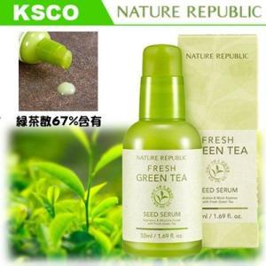 ネイチャーリパブリック  NATURE REPUBLIC レッシュ グリーンティー シード セラム50ml韓国コスメ|kscojp