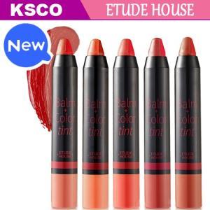 新商品 ETUDE HOUSE エチュードハウス BALM COLOR TINT Oil & Mat...