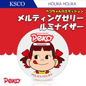 Holika Holika ホリカホリカ スイートペコエディション 6g  スイートペコ ルミナイザーメルティンミルク フェイスクリーム|kscojp