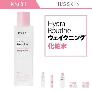 ハイドラルーチンウェイクニング化粧水 イッツスキン|kscojp
