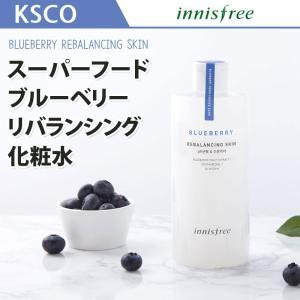 イニスフリー スーパーフード ブルーベリー リバランシング 5.5クレンザー 化粧水350ml|kscojp