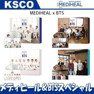 MEDIHEAL メディヒール BTS コラボレーション シートマスク スペシャルセット  韓国コスメ 正規品|kscojp