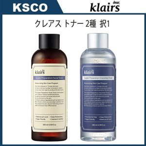 klairs クレアス Supple Preparation Facial Toner サプルプレパ...