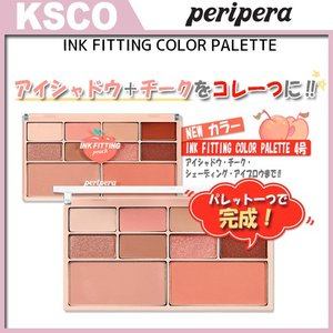 PERIPERA /ペリペラ  INK FITTING COLOR PALETTE / インクフィッ...