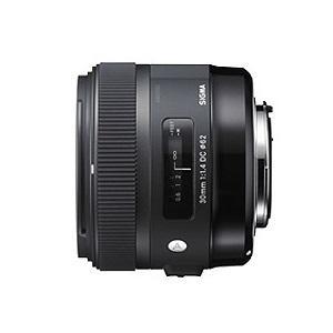 SIGMA 交換用レンズ キヤノンEFマウント 30mm F1.4 DC HSM(キヤノン)|ksdenki