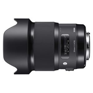 SIGMA 交換用レンズ シグマSAマウント 20mm F1.4 DG HSM Aライン (シグマ)