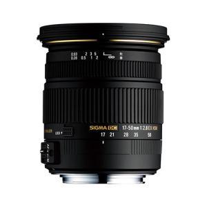 SIGMA 交換用レンズ キヤノンEFマウント 17-50mm F2.8 EX DC OS HSM(キャノン)|ksdenki