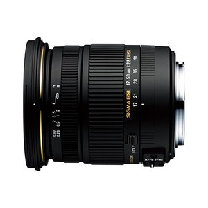 SIGMA 交換用レンズ ニコンFマウント 17-50mm F2.8 EX DC OS HSM(ニコ...
