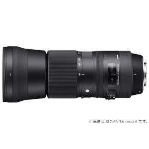 SIGMA 交換用レンズ ニコンFマウント 150-600mm F5-6.3 DG OS HSM Cライン (ニコン)|ksdenki
