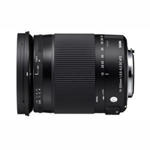 SIGMA 交換用レンズ キヤノンEFマウント 18-300mm F3.5-6.3 DC MACRO...