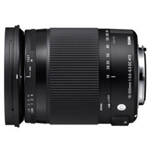 SIGMA 交換用レンズ ニコンFマウント 18-300mm F3.5-6.3 DC MACRO O...