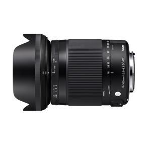 SIGMA 交換用レンズ シグマSAマウント 18-300mm F3.5-6.3 DC MACRO ...