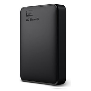 WESTERN DIGITAL WD Elements Portable HDD 4TB WDBU6...