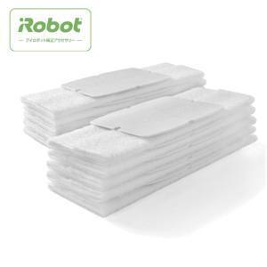 iRobot 使い捨てドライスウィープパッド 4508608(ツカイステドライスウィープパッド10マ...