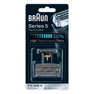 BRAUN シェーバー替刃セット FC51S-4|ksdenki