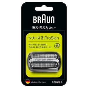 BRAUN シェーバー替刃セット F/C32B-6|ksdenki