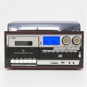 Bearmax マルチ・オーディオ・レコーダー/プレーヤー MA-89|ksdenki