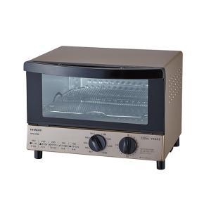 日立 オーブントースター HTO-CF50 N シャンパンゴールド|ksdenki