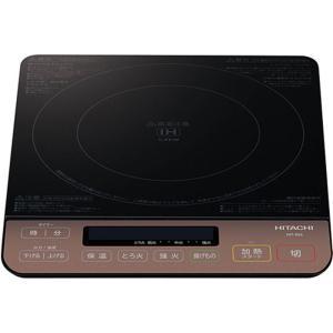 日立 卓上IH調理器 HIT-S55-B ブラック|ksdenki