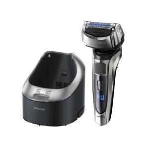 ・ハイブリッドロータリーで剃り残しを抑えて深剃り ・デジタル表示による10段階の電池残量ランプ ・充...