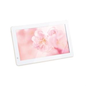 恵安 デジタルフォトフレーム KD10FR-W-R2 ホワイト/10インチ ワイド|ksdenki