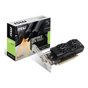 MSI GeForce GTX 1050 Ti 搭載グラフィックボード GeForce GTX 10...