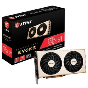 MSI AMD RADEON RX 5700 XT搭載グラフィックボード Radeon RX 570...