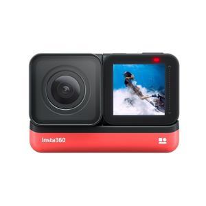 Arashi Vision ウェアラブルカメラ Insta360 ONE R Twin Editio...