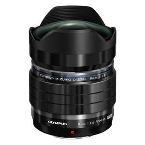 オリンパス 交換用レンズ マイクロフォーサーズ ED 8mm F1.8 Fisheye PRO...