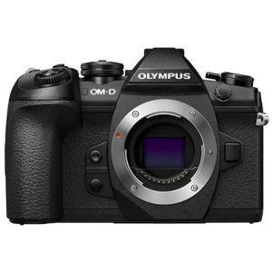 オリンパス 小型一眼カメラ ボディ 4K E-M1 Mark...
