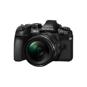 オリンパス 小型一眼カメラ 1本レンズキット(標準ズーム) 4K OM-D E-M1 Mark2 1...
