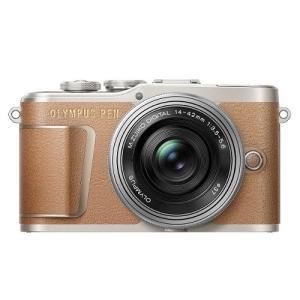 オリンパス 小型一眼カメラ 1本レンズキット(電動ズーム) ...