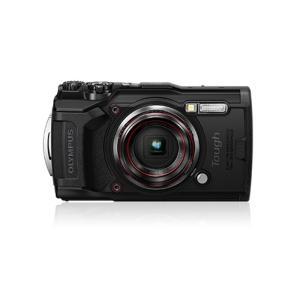 オリンパス 防水デジタルカメラ TG-6 BLK ブラック